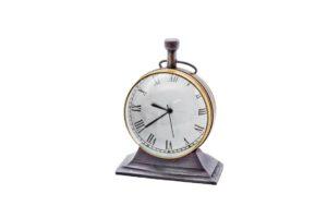 zegar - stylizowany na antyk