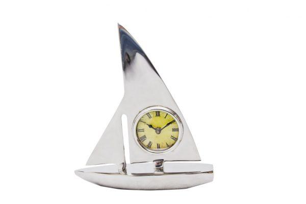 zegar w żaglówce