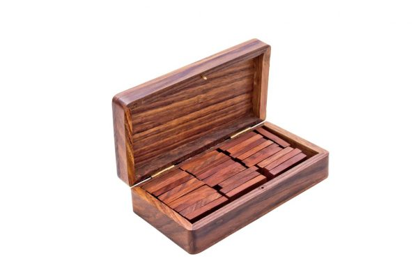 pudełko na domino