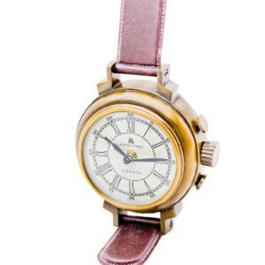 zegar stojący imitacja zegara na rękę