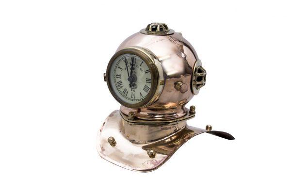 zegar - hełm nurka głębinowego