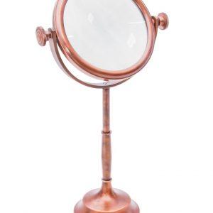 szkło powiększające na stojaku