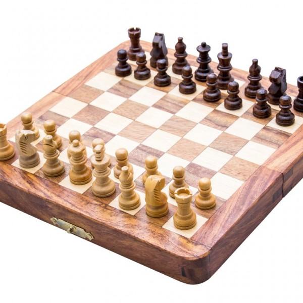szachy z palisandru