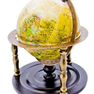 Globus z czasów napoleońskich