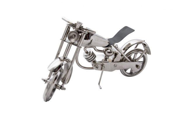 Metalowy model motocykla