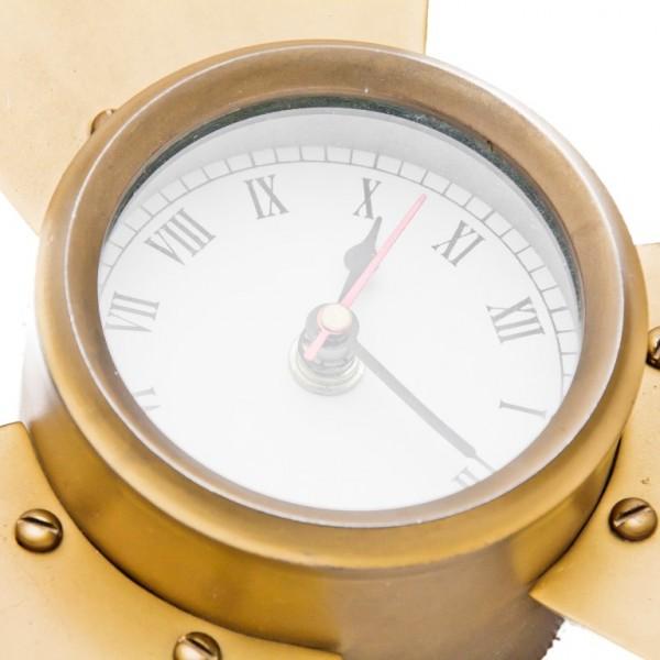 zegar - śmigło