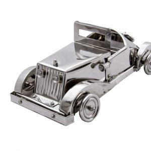 metalowy model samochodu retro
