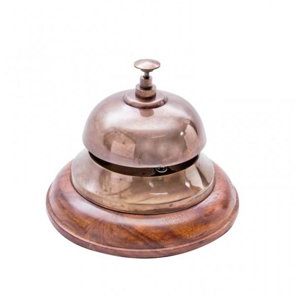 dzwonek biurowy, hotelowy