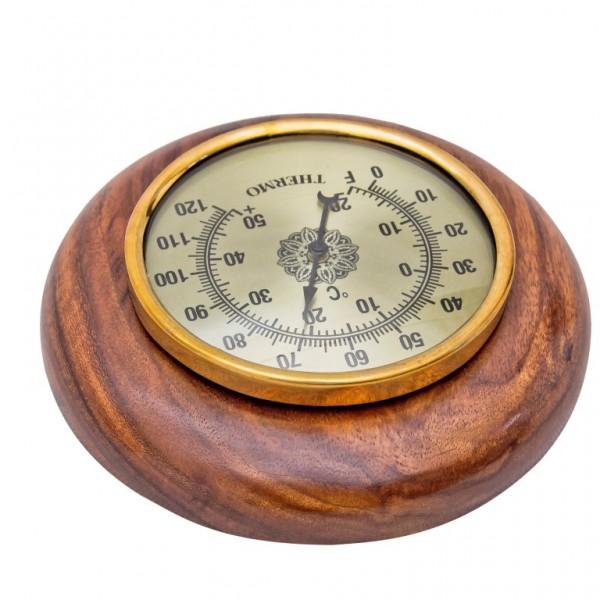 termometr okrągły ze wskazówką