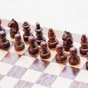 figury szachowe ciemne