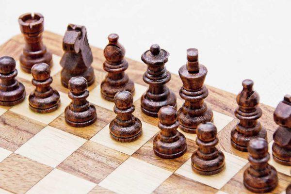 figury szachowe czarne