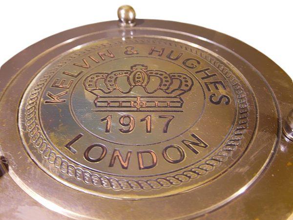 KELVIN & HUGHES, LONDON, 1917