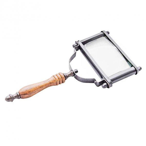 szkło powiększające prostokątne