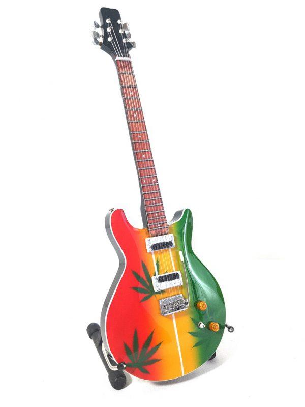 Mini gitara - Bob Marley