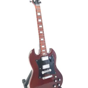 Mini gitara AC/DC - Angus Young