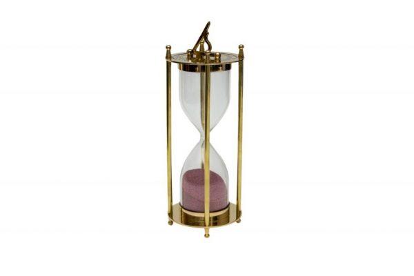 klepsydra z zegarem słonecznym
