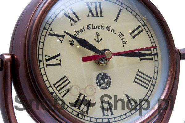 tarcza zegara na statywie