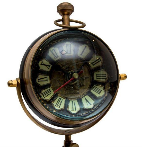 zegar okragły