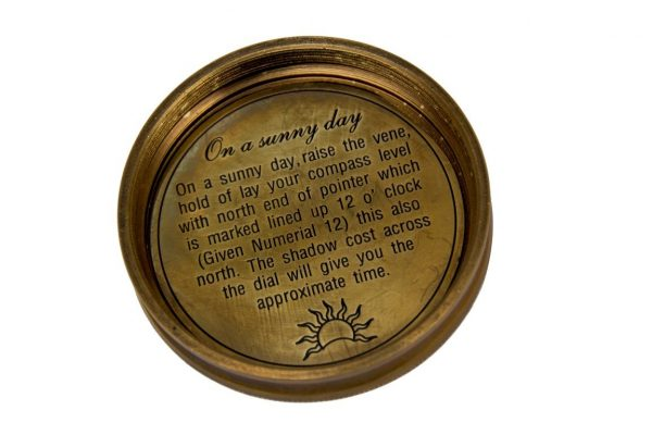 instrukcja jak używać kompasa