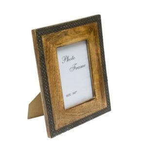 Drewniana rakmka na zdjecie 13x18 cm