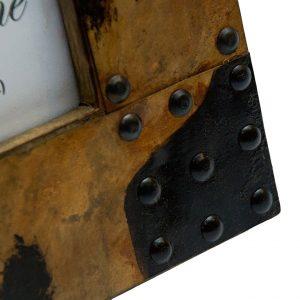 Drewniana ramka na fotkę