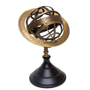 astrolabium mosiądź