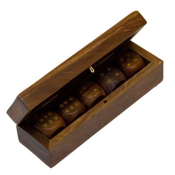 wieczko - pudełko na kości