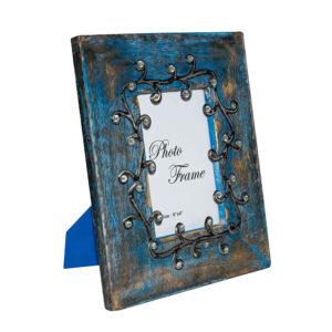 ramka na zdjęcie 15x10 - niebieska