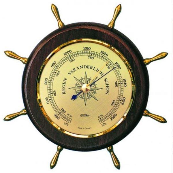 barometr-fischer w kole sterowym