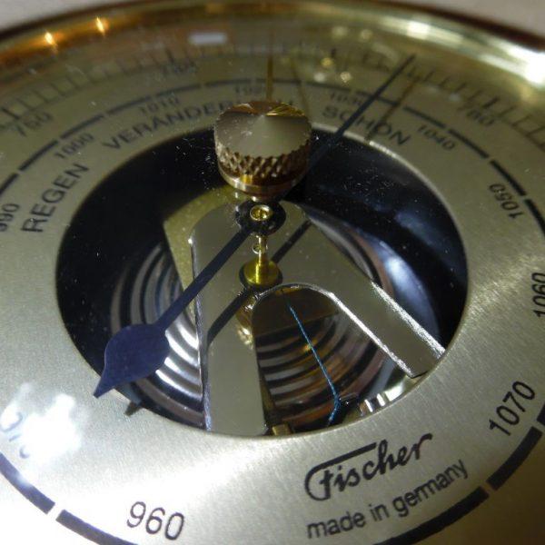 barometr fischer w kole sterowym