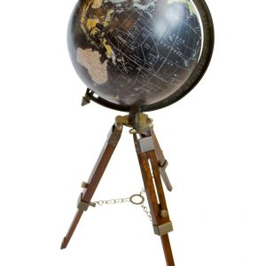 globus na trójnogu