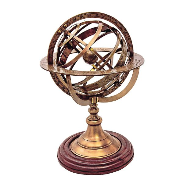 astrolabium - dekoracja
