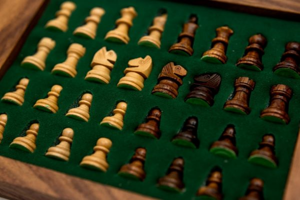 figury szachowe plansza okrągła