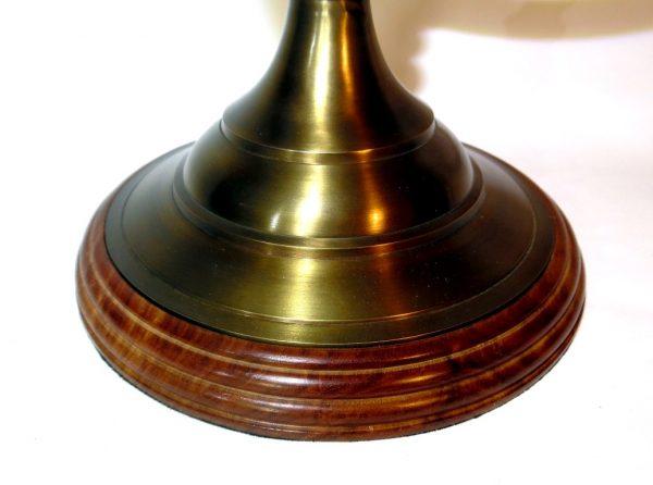 podstawa drewniana astrolabium