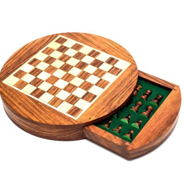 szuflada na figury do gry okrągła