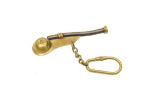 Breloczek - mini gwizdek żeglarski