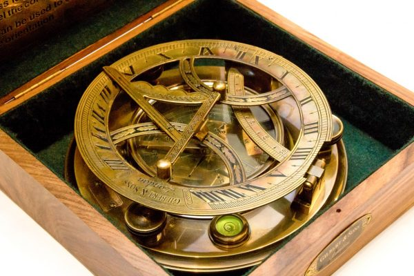 Detale zegara słonecznego