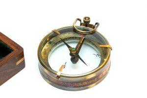 Kompas -zbliżenie