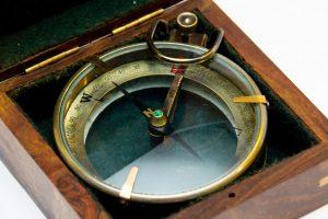 Kompas Spencer - detale