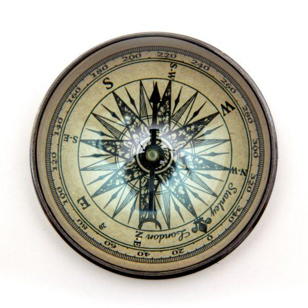 Kompas soczewkowy