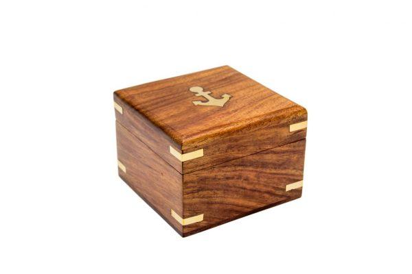 Pudełko z palisandru