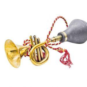Trąbka - sygnałówka rowerowa