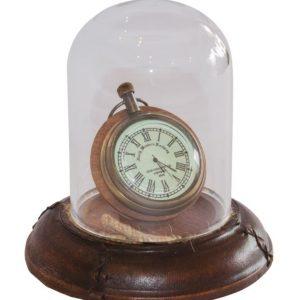 zegarek w kloszu