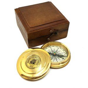 mosiezny kompas marynistyczny