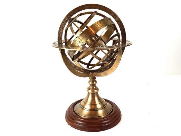 Astrolabium sferyczne 2