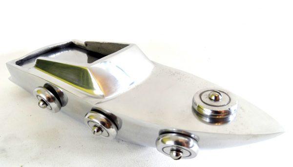 Łódź motorowa Steamer - 1