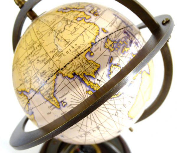 Globus historyczny - 1