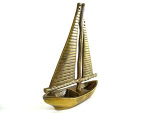 Jacht Cool - aluminium - 1