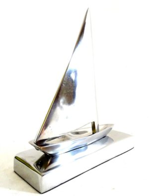 Model jachtu - aluminium - 1