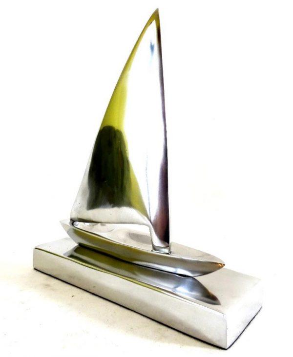 Model jachtu - aluminium